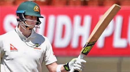 india vs australia, ind vs aus, india vs australia 3rd test, ind vs aus 3rd test, india vs australia 3rd test day 2, ind vs aus 3rd test day 2, steve smith, smith, ravindra jadeja, jadeja, cricket news, cricket