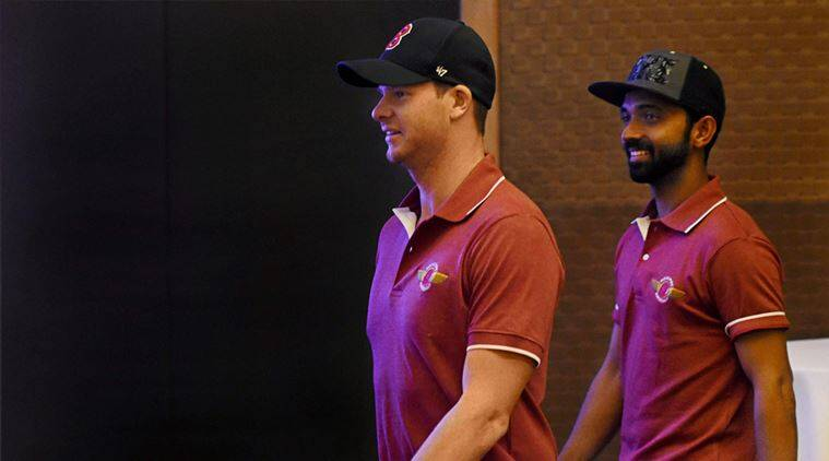 Image result for Are you still friends with Virat Kohli? That's probably a question for Virat, says Steve Smith