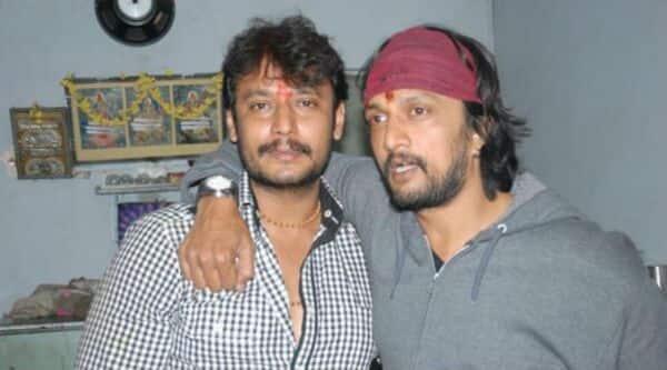 Kannada actor Darshan Thoogudeepa says Sudeep is not is friend anymore.