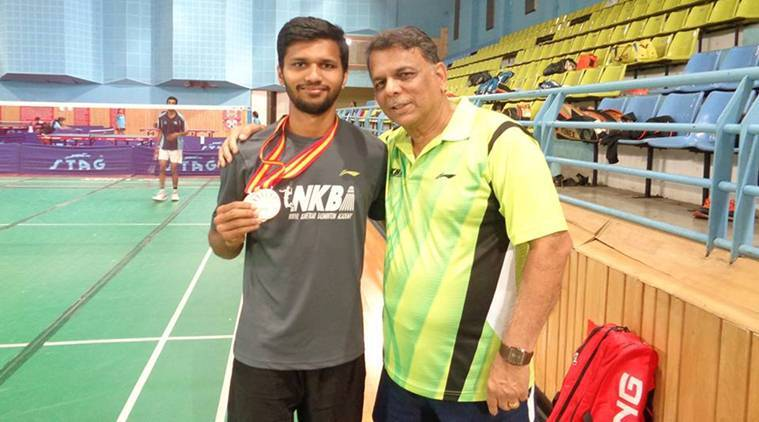 Sukant Kadam, Nikhil Kanetkar Badminton Academy, National Indoor Arena, Thailand Para Badminton International, FZ Forza Irish Para Badminton International 2017, India news, national news