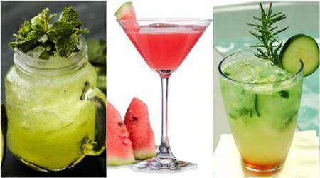 Beat the heat with these 3 refreshing drinks