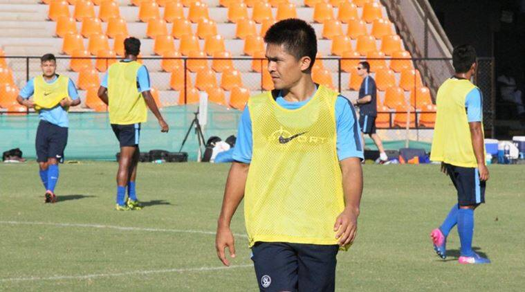 sunil chettri, chettri, india asian cup, india asian cup qualifiers, india vs cambodia, india vs myanmar, india football, indian footall team, football news, sports news