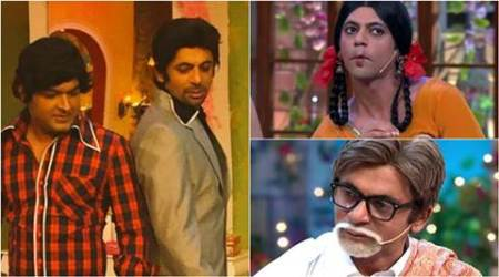 kapil sharma sunil grover, kapil sharma apology post, kapil sharma facebook, sunil grover fans, sunil grover characters on kapil sharma show, sunil grover to leave kapil sharma show, sunil grover song, indian express, entertainment news