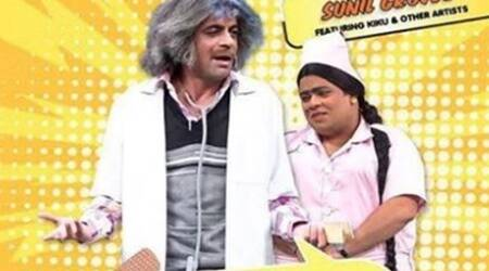 Sunil Grover announces his next gig with Kiku Sharda in Delhi. What does it mean for The Kapil Sharma Show?