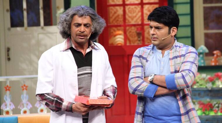 Image result for Sunil Grover in the kapil sharma show