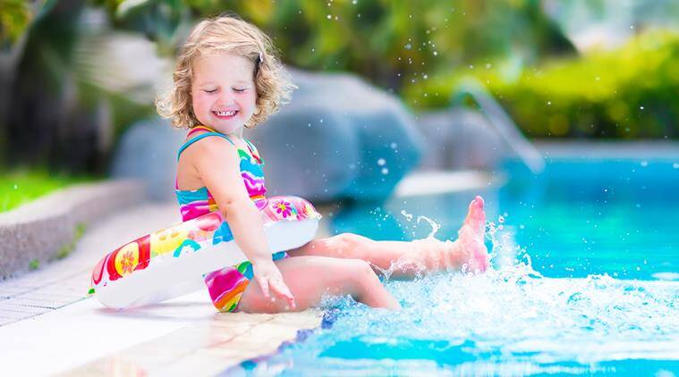 skincare, haircare, swimming pool, swimming pool urine, swimming pool study, swimming pool urine study, swimming pool urine research, swimming pool research, swimming pool urine levels, indian express, indian express news