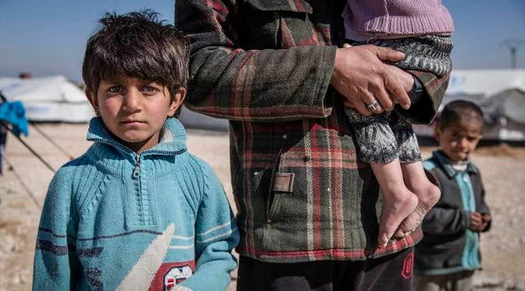 Syria, syria unrest, syria war, syrian children, war affected syria, war torn syria, syria children, Syria war effects, war effects, war effects on children, toxic stress, self harm, suicide, syria war study, syria news, world news, indian express news