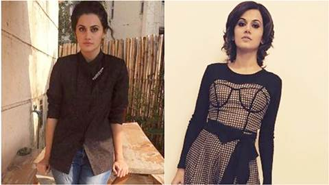 Taapsee Pannu reveals the ugly truths of film industry: Actors refused to work with me because I was not an 'A-list actress'