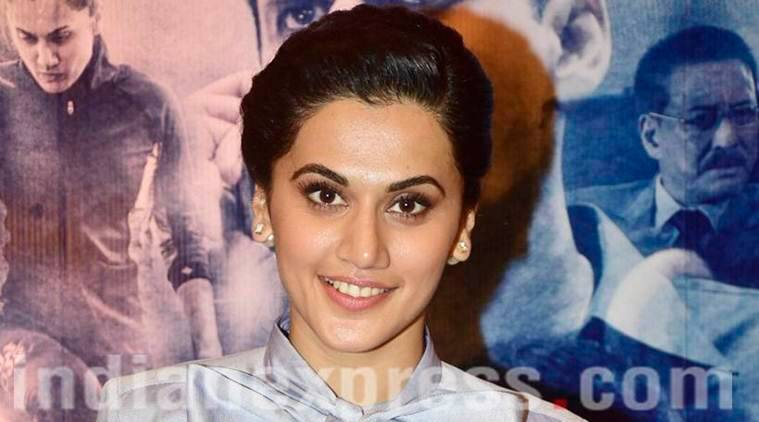 Taapsee Pannu, Taapsee Pannu news, Taapsee Pannu actor, Taapsee Pannu films, Taapsee Pannu movies, entertainment news, Naam Shabana, Naam Shabana movie, Naam Shabana Taapsee Pannu, Taapsee Pannu Taapsee Pannu, entertainment news, indian express, indian express news
