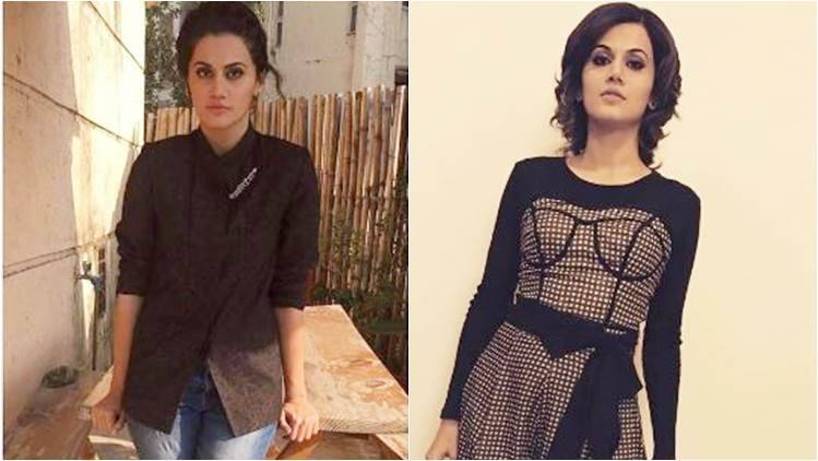Entrusted With Self-Love And Poise, Taapsee Pannu Talks About Her Film Journey