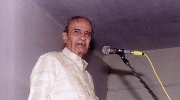 Popular Gujarati Writer Tarak Mehta Passes Away at 87