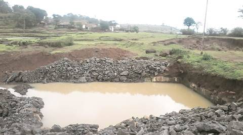 Khed villages get three water tanks dug in rocks to survive summers