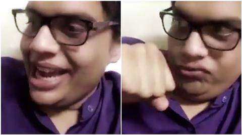 tanmay bhat, all india bakchod, aib, tanmay bhat aib, tanmay bhat exams, tanmay bhat videos, tanmay bhat exam video, tanmay bhat exam rant, indian express, indian express news