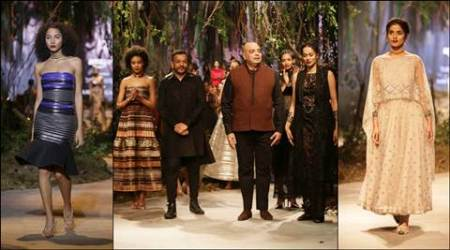 AIFW A/W 2017: Tarun Tahiliani-Amit Aggarwal finish with a flourish