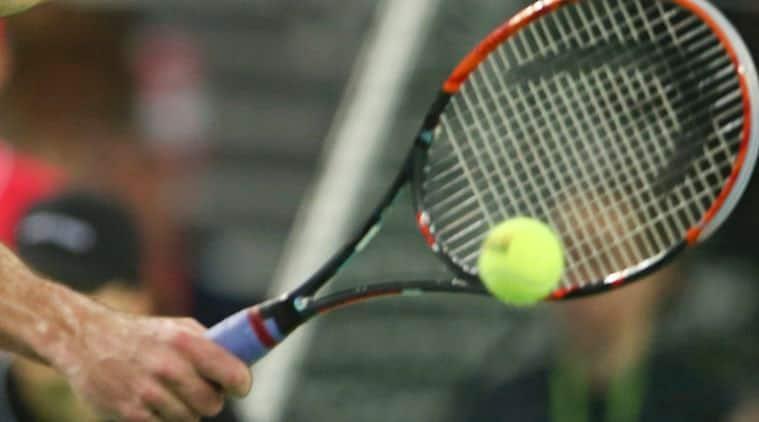 Davis Cup, World Group Play-Off, Northlands Coliseum, Edmonton, Canada