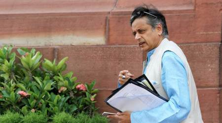 Rahul Gandhi's activities not properly reported in media: Shashi Tharoor