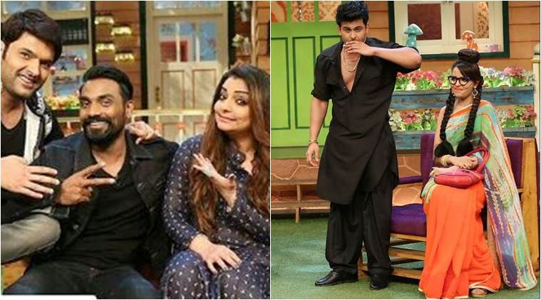 Kapil Sharma Show's cast gets a new addition and it is Sanjay Dutt