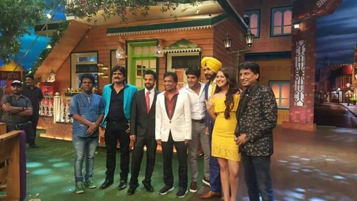 Has Kapil Sharma got new comedians on board for his show?
