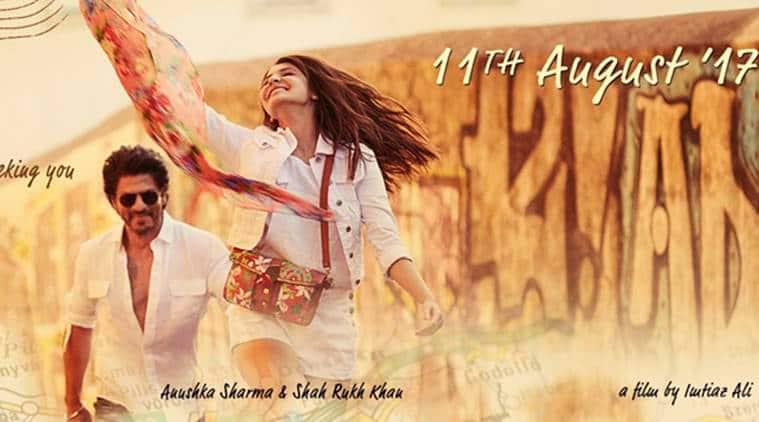 shah rukh khan, anushka sharma, shahrukh anushka film, shah rukh anushka the ring, shah rukh film sold 100 crore, srk film sold 125 crore,