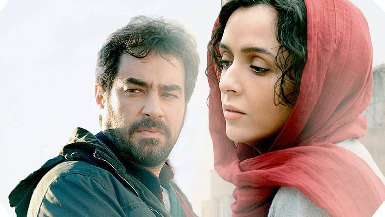 The Salesman movie review, The Salesman review, The Salesman, The Salesman movie, The Salesman film, Taraneh Alidoosti, Taraneh Alidoosti The Salesman, The Salesman Shahab Hosseini, Asghar Farhadi , Asghar Farhadi film, Asghar Farhadi The Salesman, The Salesman cast, Shahab Hosseini, Shahab Hosseini Taraneh, Babak Karimi, Babak Karimi the salesman, The Salesman release, The Salesman star rating, entertainment news, entertainment news, indian express, indian express The Salesman review, indian express news