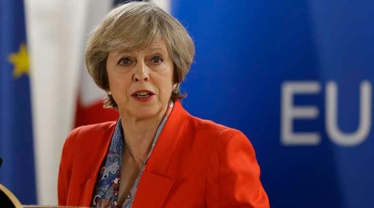 brexit, theresa may, uk, united kingdom, britain, england, british pm, uk prime minister, uk european union exit, world news, uk news, indian express