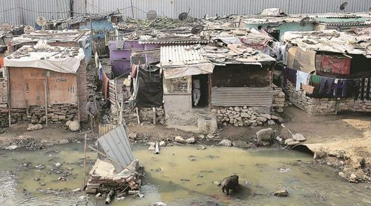 delhi, slums, delhi slums, slum dwellers, delhi slum dwellers, Yamuna floodplains, jhuggis, delhi jhuggis, delhi news