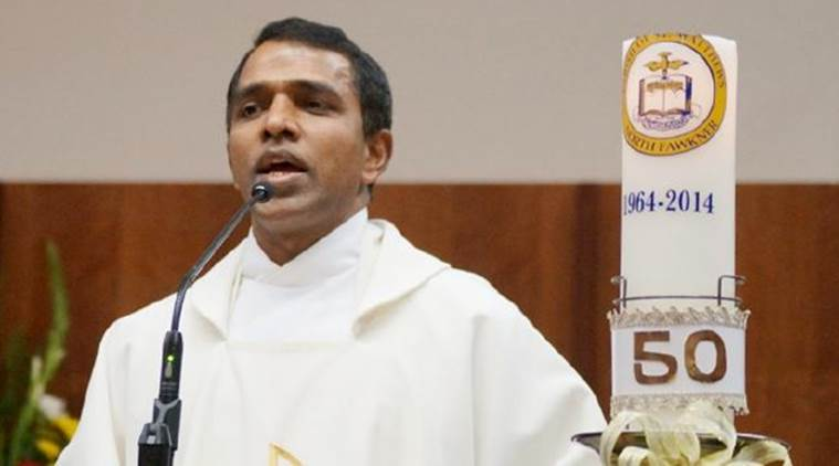 Hate crime in Australia? Indian Catholic priest stabbed with