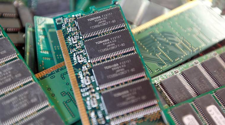 Toshiba: Nikkei Says Broadcom Among NAND Bidders