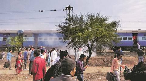 Ujjain train blast: NIA sees no direct IS link to UP terror module