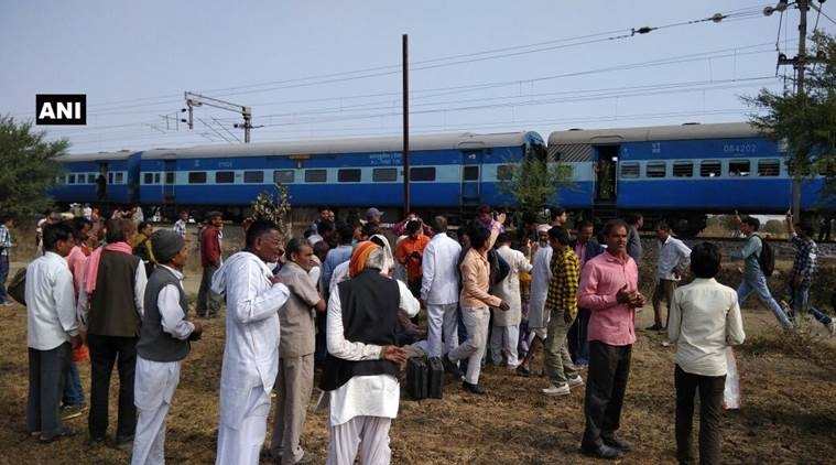 Bhopal, train explosion, train attack, phone chatter train attack, Madhya Pradesh train explosion, Bhopal-Ujjain passenger train, india news