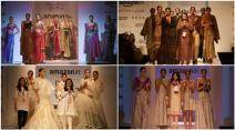 aifw 2017, amazon india fashion week 2017, best of aifw 2017, aifw 2017 best looks, aifw 2017 fdci, fdci, handloom, handloom india, aifw 2017 handloom, aifw 2017 photos, shaina nc aifw, shruti sancheti aifw, rina dhaka aifw, dabiri aifw, indian express, indian express news