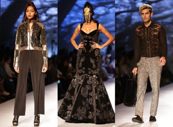 AIFW Autumn/Winter 2017: Alia turns showstopper for Namrata Joshipura, Sakshi walks the ramp for Anju Modi