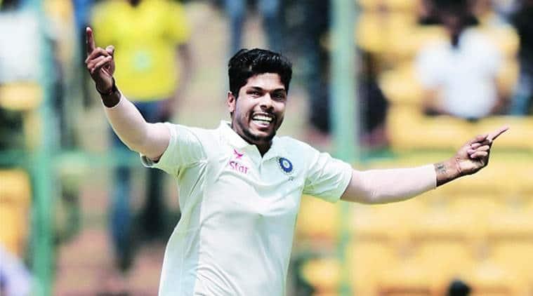 umesh yadav, umesh yadav bowling, pune test, subroto banerjee, pace bowling performance, pune test bowling, umesh yadav pune test, india australia test series, india test series, virat kohli, anil kumble, cricket news