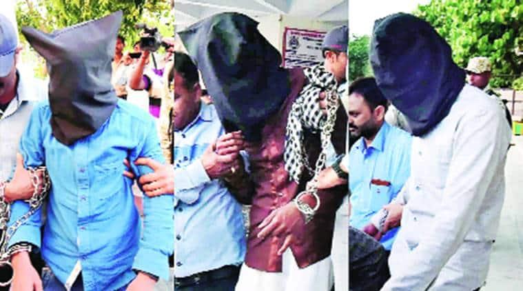 Lucknow encounter, bhopal train blast, NIA lucknow encounter, Syria handler lucknow encounter, terrorist attack india syria, terrorist attack NIA, terrorist attack Telangana, Pipariya arrest, india news