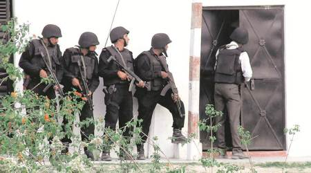 UP Anti Terrorist Squad to train SWAT teams to handle high risk operations