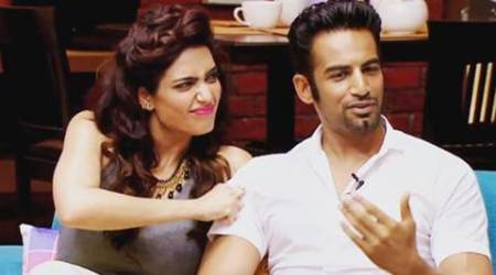 Is Upen Patel angry with former girlfriend Karishma Tanna? His Twitter posts suggest that