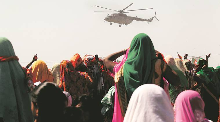 Uttar Pradesh elections 2017, UP elections, UP polls, UP seventh phase, Manipur elections, Modi, Akhilesh Yadav, SP Congress, Rahul Gandhi, Mayawati, BSP, Varanasi, India news, Indian Express