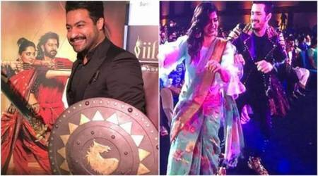 IIFA Utsavam 2017: Junior NTR gets into Baahubali mode, Samantha Ruth Prabhu dances with Akhil Akkineni