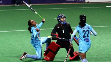 India stun higher-ranked China, remain unbeaten in Women's Hockey Asian Champions Trophy 2018
