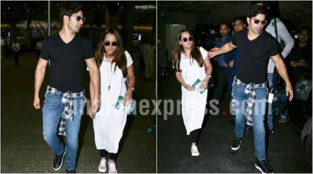 Varun Dhawan, Varun Dhawan girlfriend, Natasha Dalal, varun girlfriend Natasha Dalal, varun Natasha, varun Natasha vacation