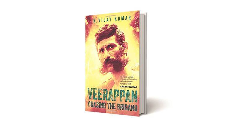 Veerappan Chasing the Brigand, Veerappan, K Vijay Kumar, K Vijay Kumar writer, latest news