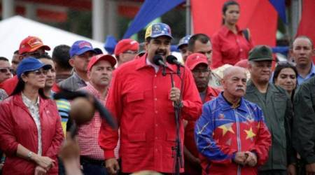 Cuba denounces US backed international plot to silence Venezuelan people