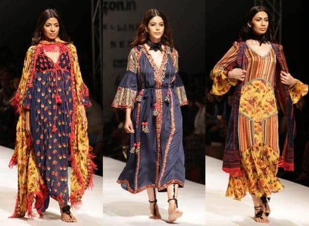 AIFW Autumn/Winter 2017: Alia turns showstopper for Namrata Joshipura, Sakshi walks the ramp for Anju Modi