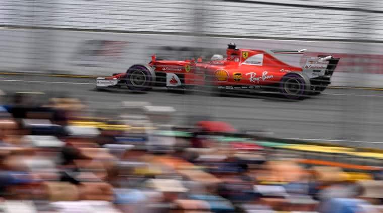 Ferrari, Sebastian Vettel, Vettel, Australian Gp, F1 Practice, Australian  Gp Practice