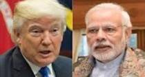 US President Donald Trump Calls Up PM Modi