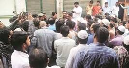 Police Shutdown 'Illegal' Slaughterhouse, Meat Shops In Ghaziabad