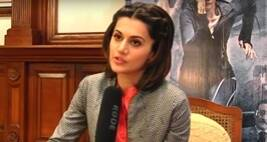 Taapsee Pannu on TVF Molestation Row and CBFC Ban on Lipstick Under My Burkha