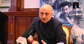 Anupam Kher Says Indian Films Does Not Have A Legendary Detective Figure