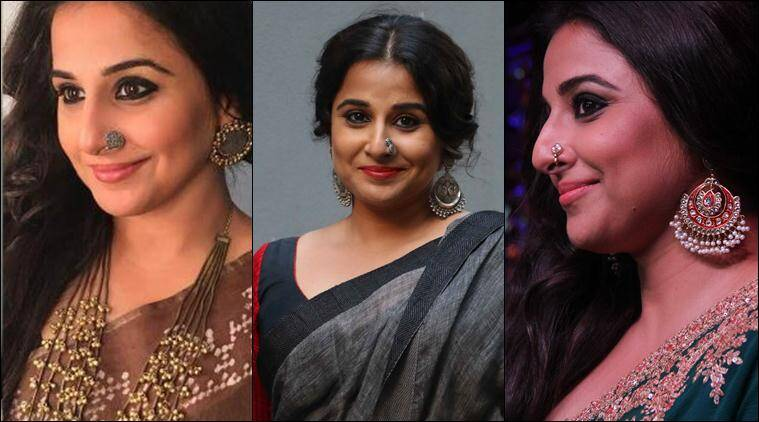 Vidya Balan S Looks In Begum Jaan Will Give You Nose Pins Goals