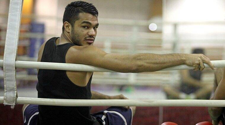 Vikas to fight second pro bout at madison square garden on saturday